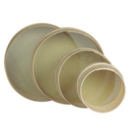 DES.LAMPE ROND/PERFO DIAM.50mm