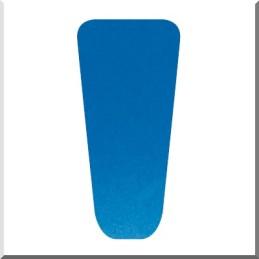 BAG-EFFETRE 1428S ROUGE POURPRE CLAIR Dim.2à3mm x 1mètre