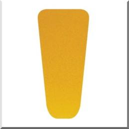 BAG-EFFETRE 1524 BLEU CIEL OPALINE Dim.4à7mm x 1mètre