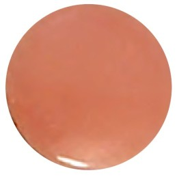 PATE CF 341 Faience ROUGE