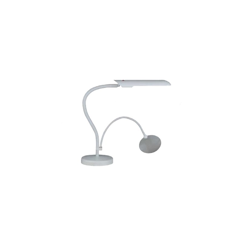 LAMPE LOUPE DE TABLE
