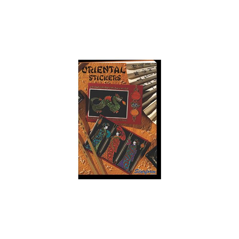 STICKER ORIENTAL STICKER (LIVRET)