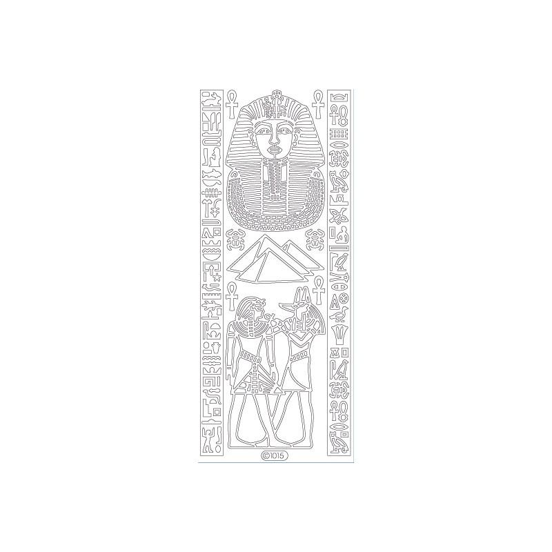 STICKER EGYPTE 1015