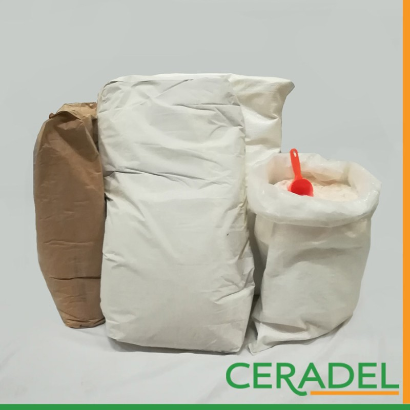 FELDSPATH LITHIQUE (SPODUMENE) sac de 25Kg