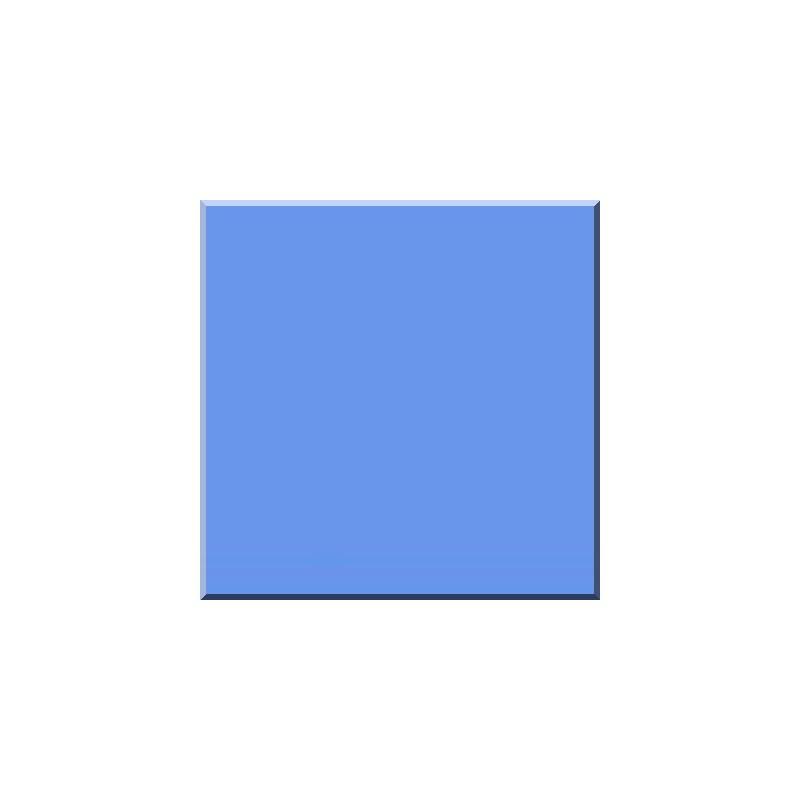 F 2076 BLEU Email Opaque-Verre 600°C