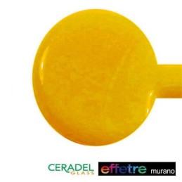 BAG-EFFETRE 1404 JAUNE CITRON CLAIR Dim.4à7mm x 1mètre