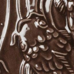 LG 30 BRUN CHOCOLAT TRANSLUCIDE