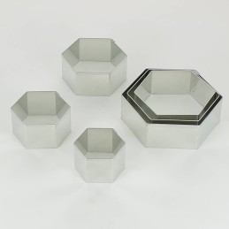 ECS18 EMPORTE PIECE HEXAGONAL 6 PIECES