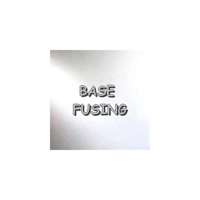 ST96/100 SFS 2mm ICE CLAIR Base Fusing**