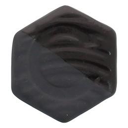 PT400N PORCELAINE NOIRE ANTHRACITE 1200°C-1250°C
