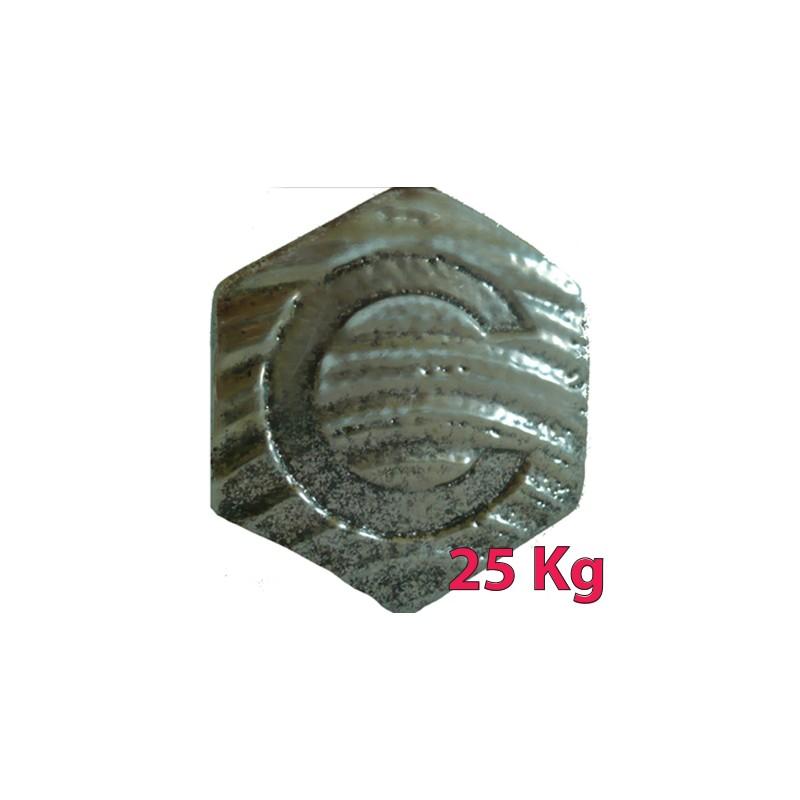 R_14 OR BLANC sac de 25KG