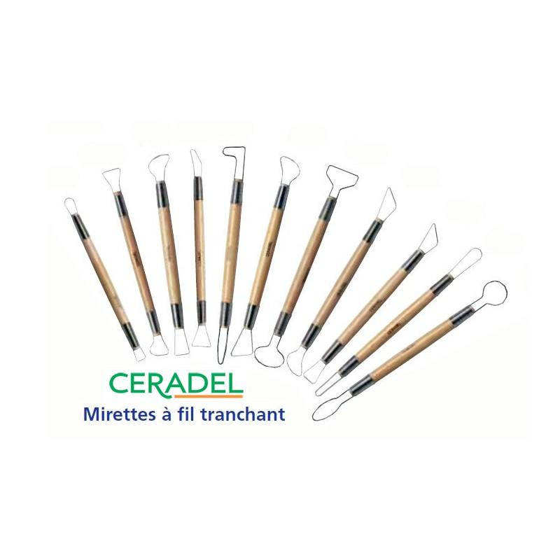 MIRETTE TRANCHANTE - SERIE P69 A P79