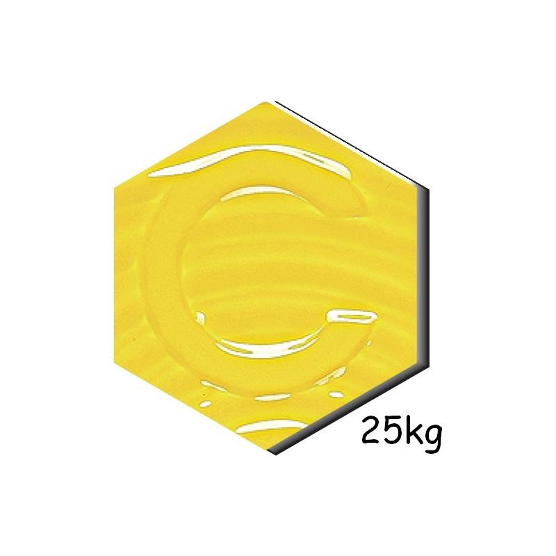 SLA 266 JAUNE ORANGÉ (OPAQUE) - SAC DE 25KG