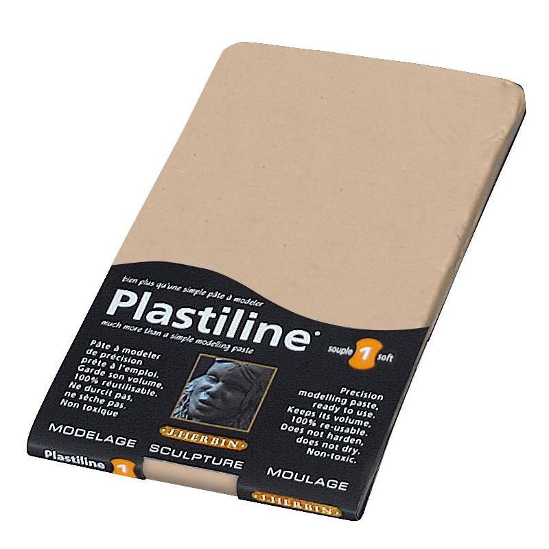 Plastiline 780gr en plaque Rose Naples/Souple