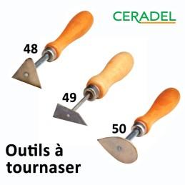 OUTIL A TOURNASER - Serie P