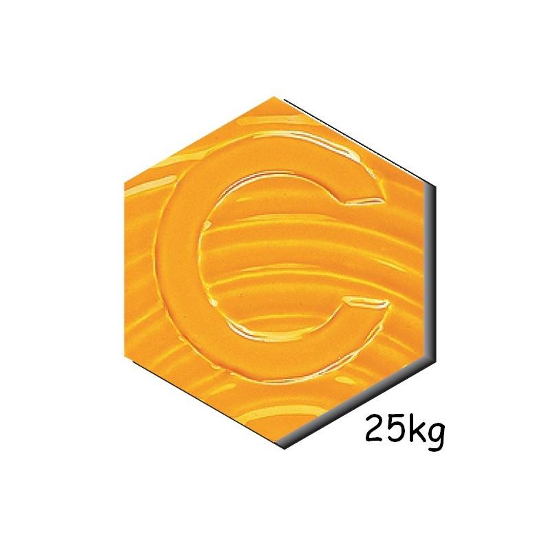 A 3370 ORANGE CITROUILLE 25Kg