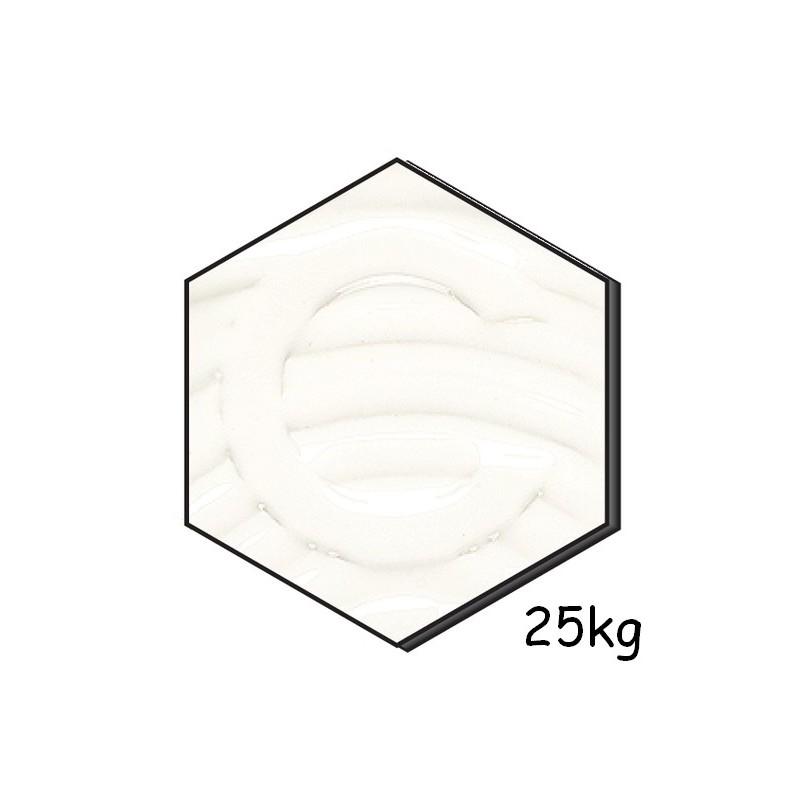 AOM 719 BLANC Email Mat-Opaque 25kg