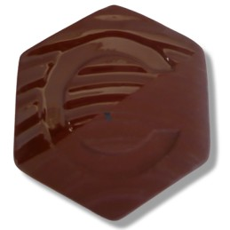 E17 ENGOBE CHOCOLAT