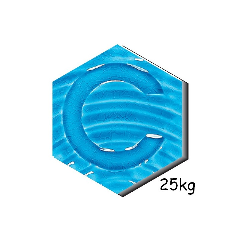 B3 013 BLEU CHINOIS 25kg