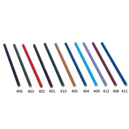 UNTERGLASURSTIFTE TÜRKIS HC 409 (azzurro 609)