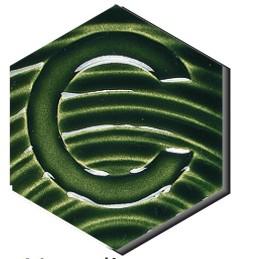 VLA 3089 VERT OLIVE (TRANSPARENT)