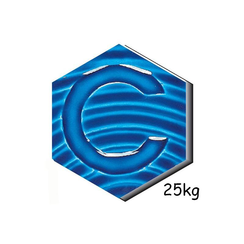 B3 301 BLEU OCEAN (CRAQUELE) 25kg