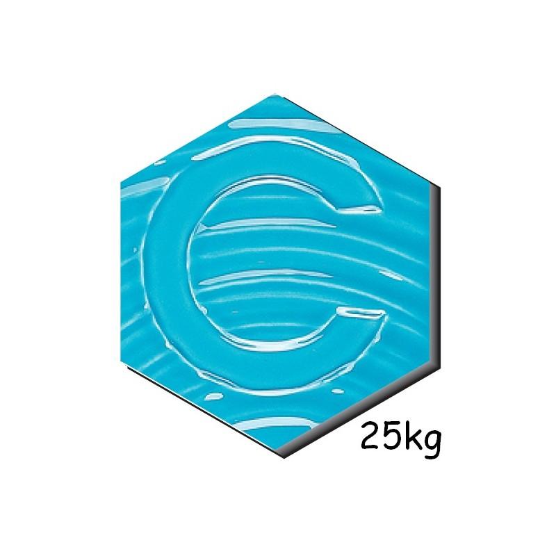 VLA 3321 BLEU TAHITIEN en sac de 25 Kg