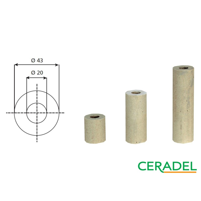 SUPPORT ALCORIT ROND P48