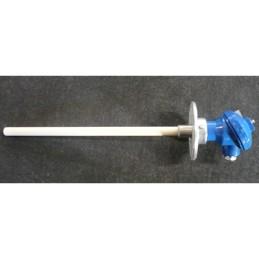 THERMOELEMENT CH1S (Temp maxi 1320°C) PtRhPt 10%