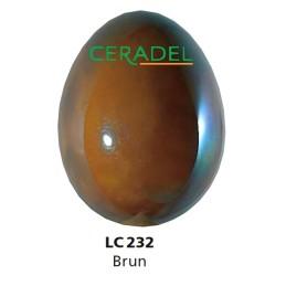 LUSTRE BRUN LC_232 10Gr