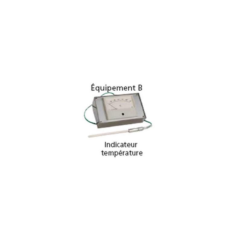 INDICATEUR AIGUILLE B ( instrument mesure température )