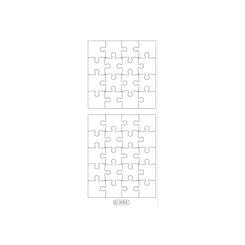 STICKER PUZZLE 3183