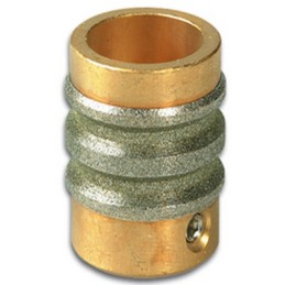 MEULE bohle diam.25mm Mirroir grain standard
