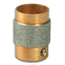 SCHLEIFSTEIN BOHLE DURCHMESSER 25mm NARBUNG FEIN