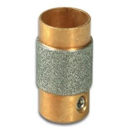 SCHLEIFSTEIN BOHLE DURCHMESSER 19mm NARBUNG FEIN