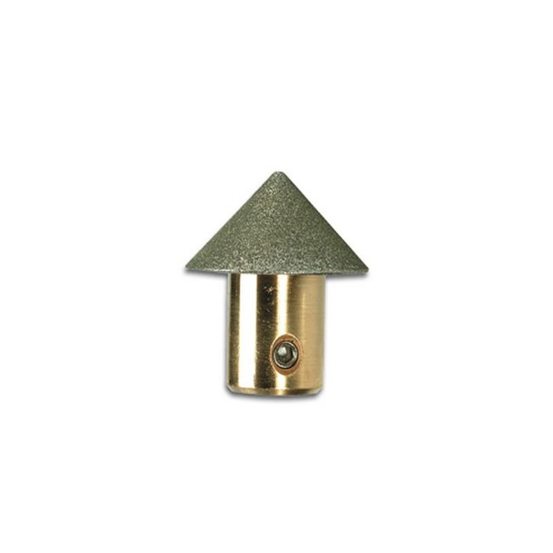 MEULE Conique diam.35mm grain fin