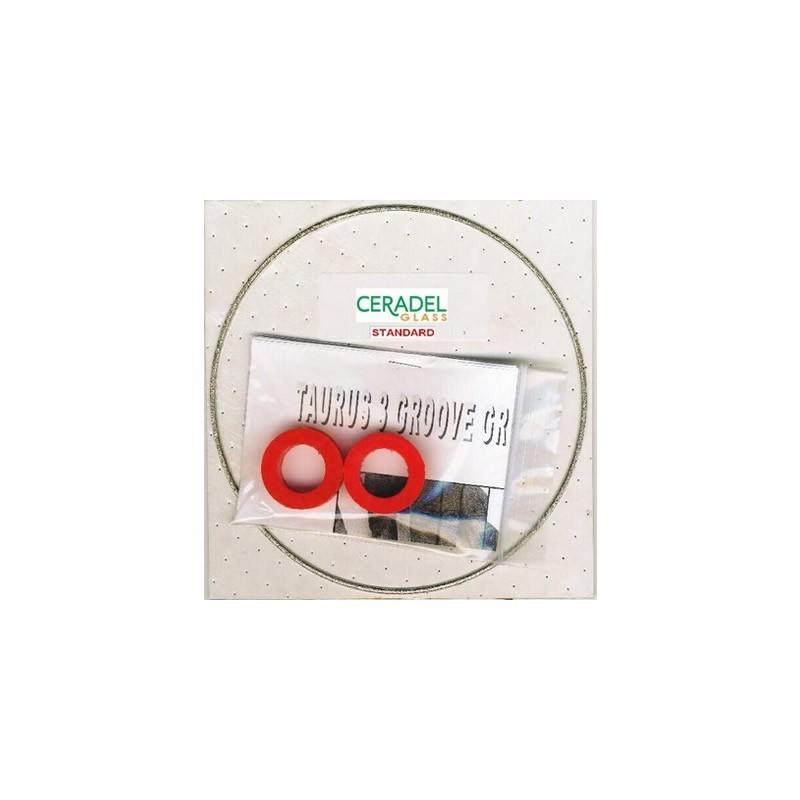 ANNEAU TAURUS 3 STANDARD / 0.72