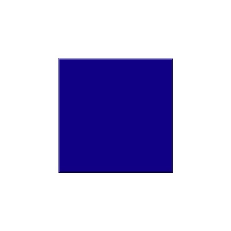 F_2425 BLEU FONCE Email Opaque-Verre 600°C