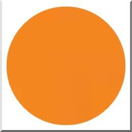 CERA 101 ORANGEROT Semi-TRANSPARENT BLEI