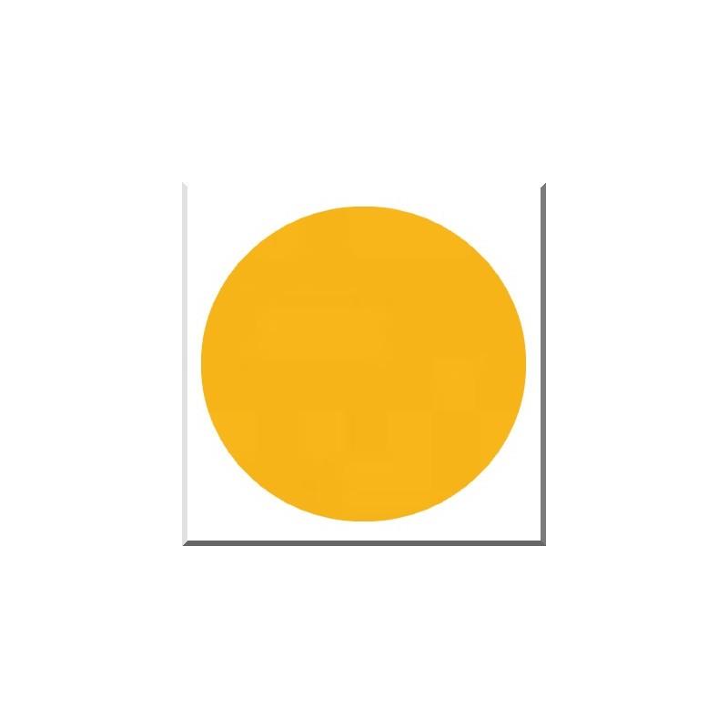 CERA 112*JAUNE ARGENT Transparent Plombeux