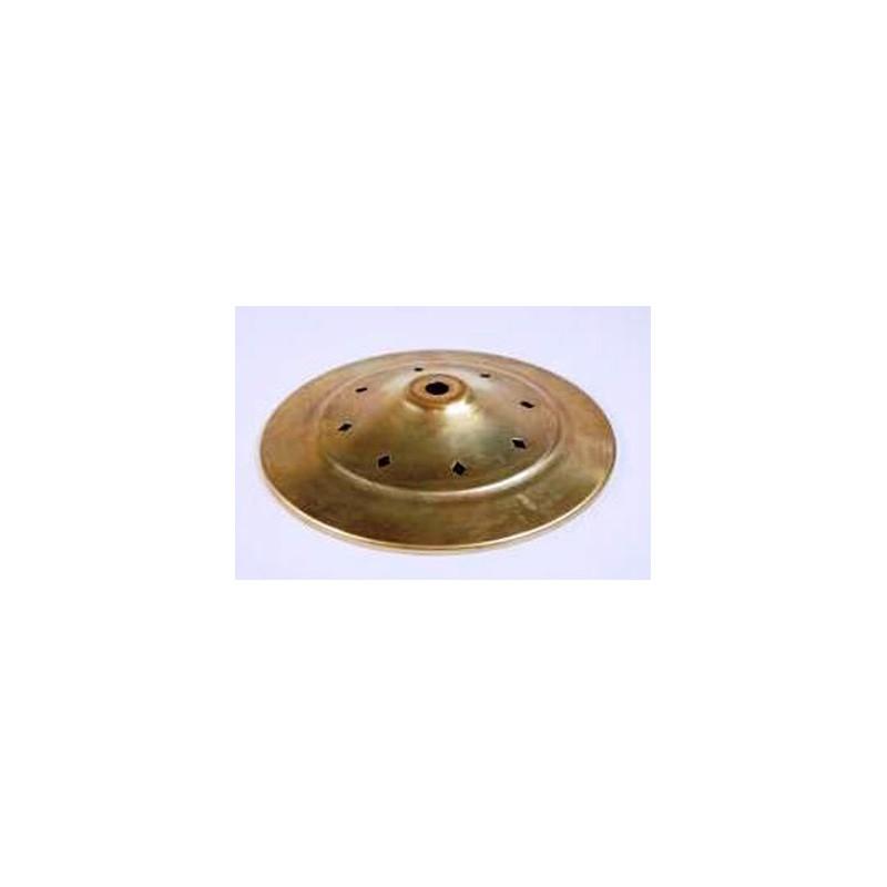 DES.LAMPE ROND/P.LOSANGE DIAM.140mm