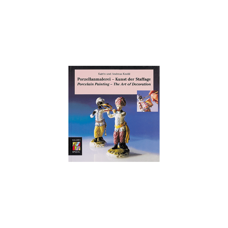 PORCELAIN PAINTING - THE ART OF DECORATION
