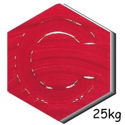 E.122 ROT KARMIN (RISSIG) 25 Kg