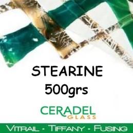 STEARINE EN PAIN DE 500GRS