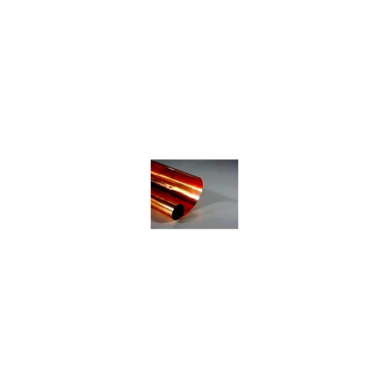 Feuille de Cuivre Dim.300x0.10mmx2M