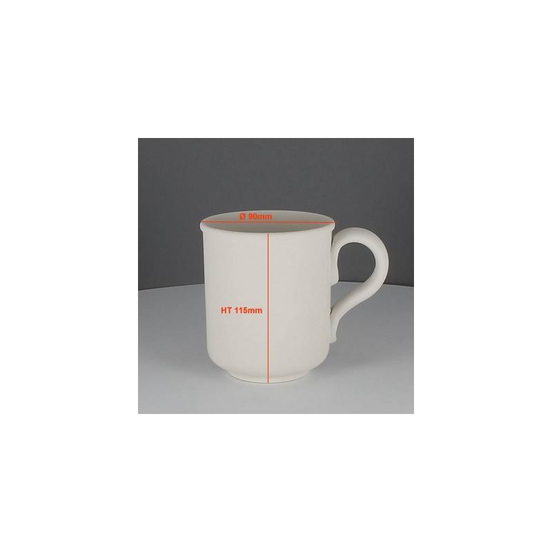 BISCUIT TASSE CACAO (Ø9CM) H11.5CM
