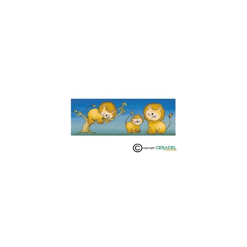 LION MUG MOTIF E DIM.70X200