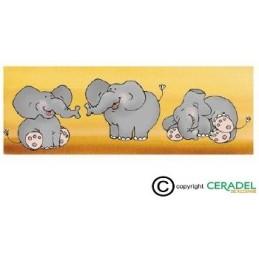 ELEPHANT MUG MOTIF F DIM.70X200**R**