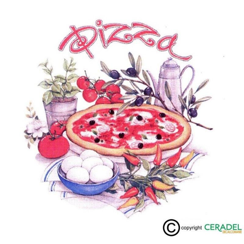 PIZZA DIAM.220