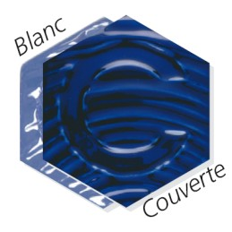 PCS 10 BLEU DE SEVRES